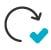 cycle-arrow-check-blue_vera_icon_1_drink-x copy
