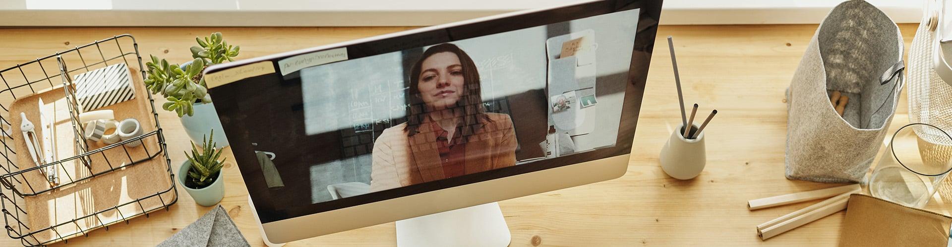 video-call-telehealth-woman-on-screen